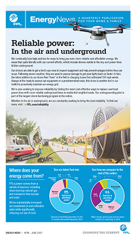 Read the current issue of Energy News.
